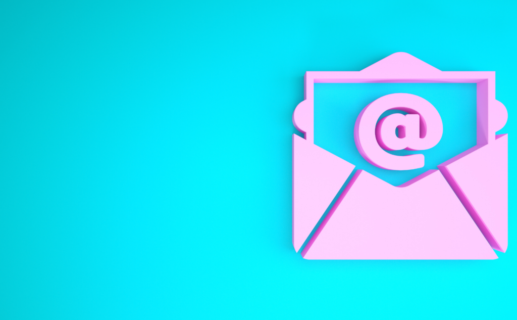 MRが送るメールの有効な送り方を考える